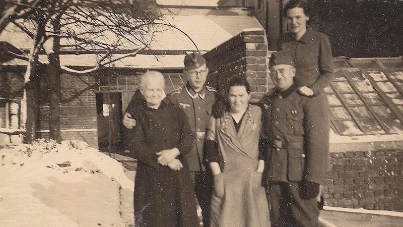 Feldpost Duitsland WO2 oorlog